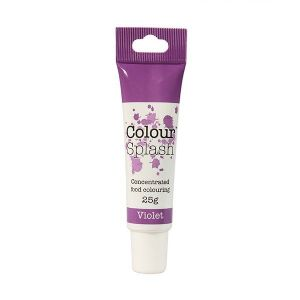 Colour Splash Gel - Violet - 25g